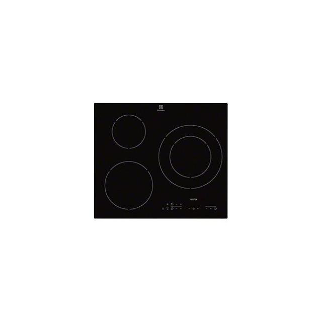 electrolux arthur martin electrolux table de cuisson induction 60cm 3 feux 7200w noir. Black Bedroom Furniture Sets. Home Design Ideas