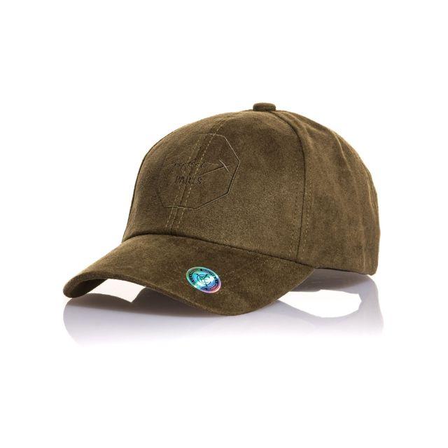 Project X - Casquette kaki homme en daim Vert - Taille unique - pas cher  Achat   Vente Casquettes, bonnets, chapeaux - RueDuCommerce ad274d0c4ff