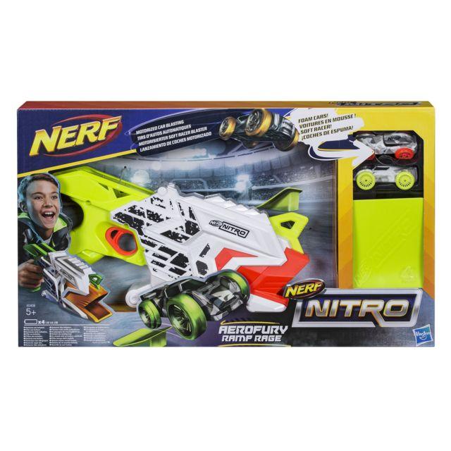 NERF NITRO AEROFURY RAMP RAGE-E0408EU40