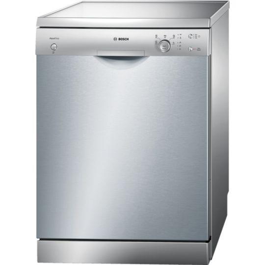bosch lave-vaisselle - sms50d48eu - inox pas cher au meilleur prix