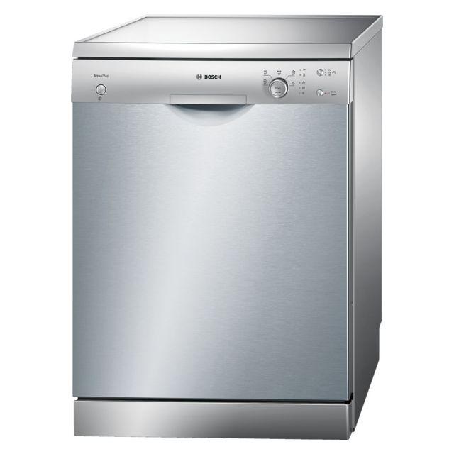 Bosch Lave-vaisselle - SMS50D48EU - Inox