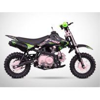 Probike - Moto Dirt Bike Enfant 50 - Pit Bike 50 - Vert - 2018