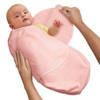 Summer Infant - Combinaison Unie- Large Rose