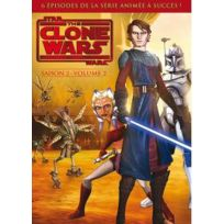Warner Bros. - Star Wars - The Clone Wars - Saison 2 - Volume 2