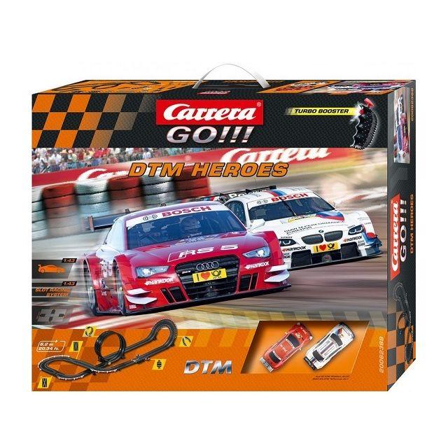 Carrera Circuit voiture Go Dtm Heroes