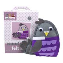 ToyCentre - Lumoo - Meep2 - Peluche - Wood Pigeon