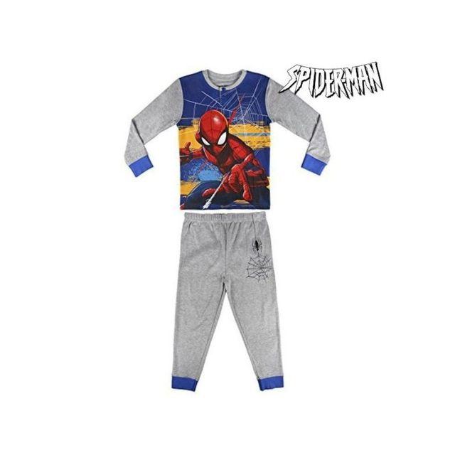 e678a5d872c1a Marque Generique - Pyjama Enfant Spiderman 702 taille 6 ans Multicolore -  N A - pas cher Achat   Vente Pyjamas - RueDuCommerce