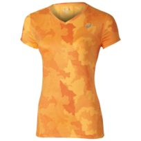 Asics - Tee-shirt manches courtes Allover Graphic Top