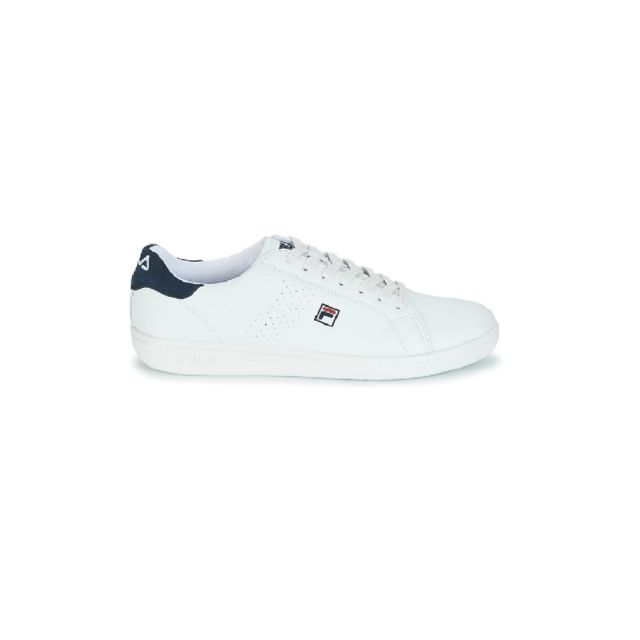 Fila Crosscourt 2F Low Men White Dress Blues 1010276.98F
