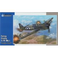 Special Hobby - 48131 Fairey Firefly Mk1 Pacific Fleet 1:48 Plastic Kit Maquette