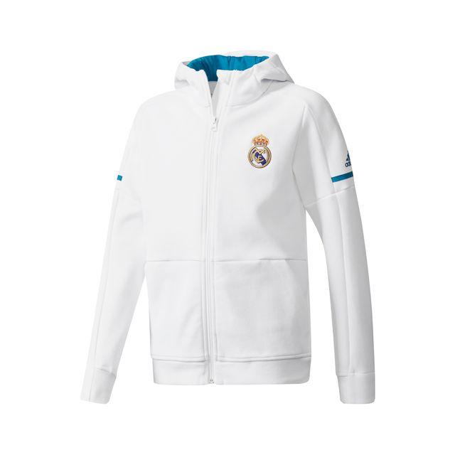 Blanc Adidas Anthem Pas Veste Performance Real Madrid Junior nNO0PkX8w