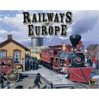 Eagle Games - Railways Of Europe