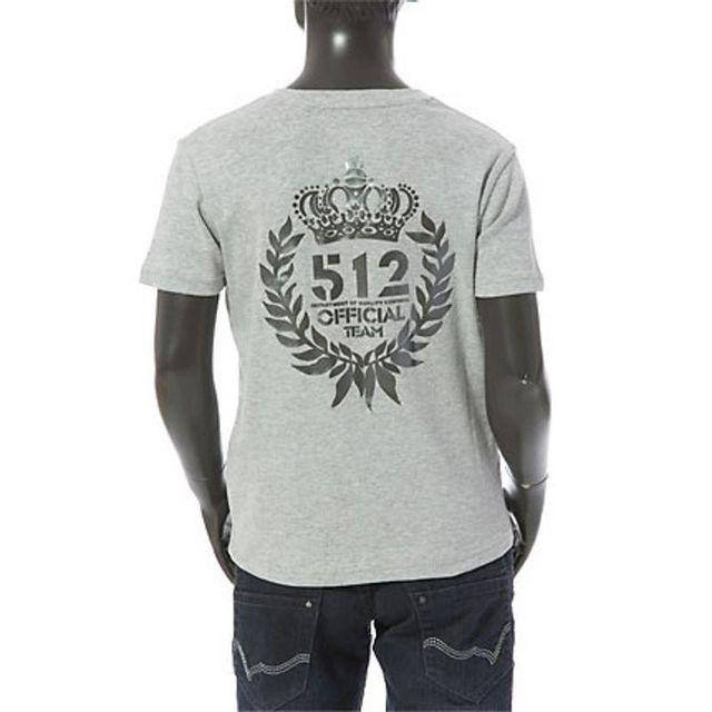 RG512 - T-shirt Rg 512 Gris 10 ans