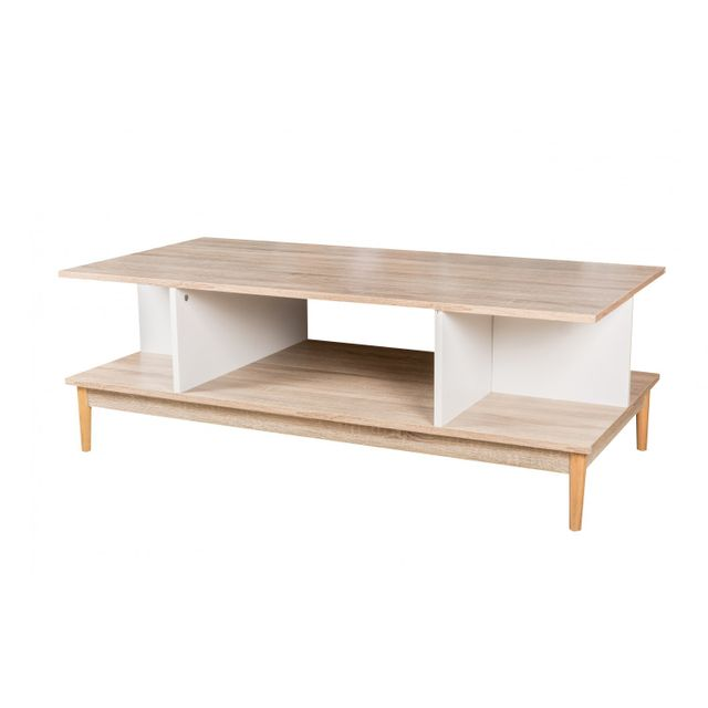 TOPDECO Table basse gaby