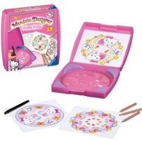 Ravensburger - Mini Mandala Designer Hello Kitty - Ravensbrurger - 299836
