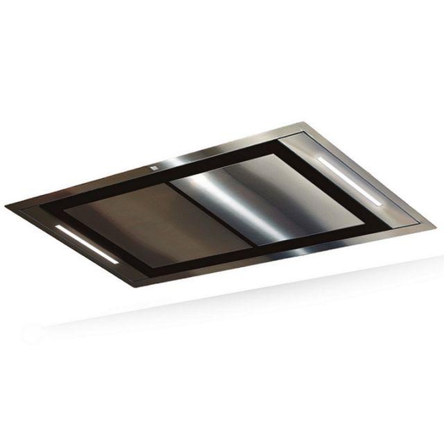 ROBLIN hotte plafond 99cm 839m3/h inox - 6209265