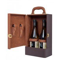 CLIMADIFF - Coffret cadeau pour 2 bouteilles + 2 accessoires CC3