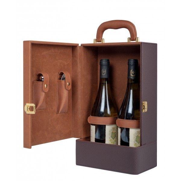 CLIMADIFF Coffret cadeau pour 2 bouteilles + 2 accessoires CC3