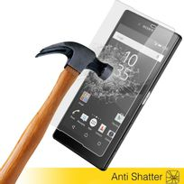 Cabling - Sony Xperia Z5 mini Protection en Verre trempé écran protecteur ultra résistant Glass Screen Protector