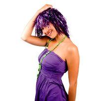 Boland - Perruque Métal Violet