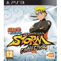 Namco Bandai - Naruto Shippuden Ultimate Ninja Storm Collection