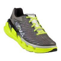 Hoka One One - Vanquish 3 Grise Et Jaune Chaussures de running