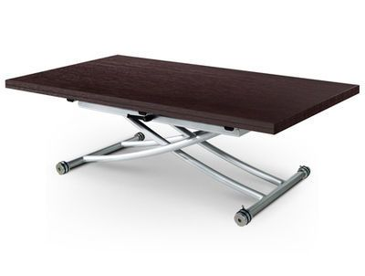 Giovanni Table basse relevable Clever Xl Wengé