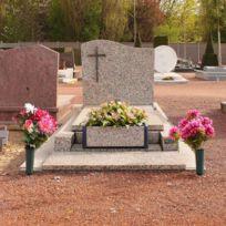 Astuceo - Vase funéraire - Lot de 2