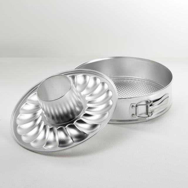 Sif Acier étamé - 26 cm - 2 formes