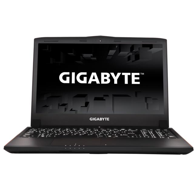 GIGABYTE P55W V5 C3W10-FR - Noir