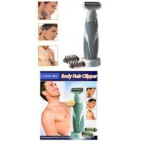 Lanaform - Tondeuse électrique cheveux & corps Body Hair Clipper