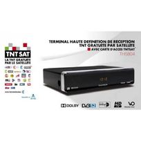 Thomson - Tnt-sat Terminal Hd Canal Ready + Usb Ths804