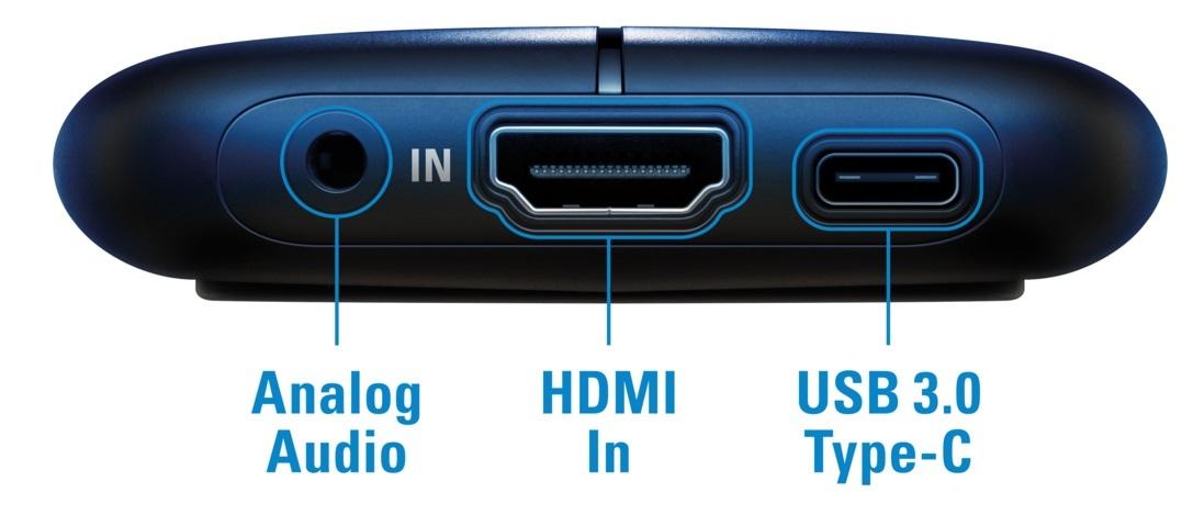 Boitier d'acquisition HD60 S+ Elgato