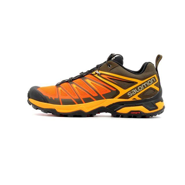 3 Pas De Randonnée Salomon Chaussure Ultra X Achat Cher Orange q40TwXwxU5