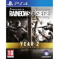 RAINBOW SIX SIEGE GOLD 2 - PS4