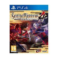 Koei - Samurai Warriors 4 import anglais