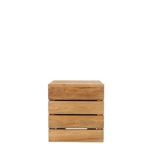 Jan Kurtz Table d'appoint Move - 43 x 43 cm