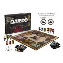 WINNING MOVES - CLUEDO Game of Thrones