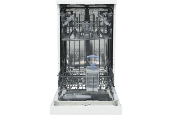 LISTO - Lave-vaisselle compact 45cm LVS49 L3 blanc
