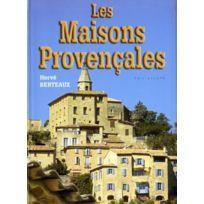 Communication Presse Edition - Les maisons provencales