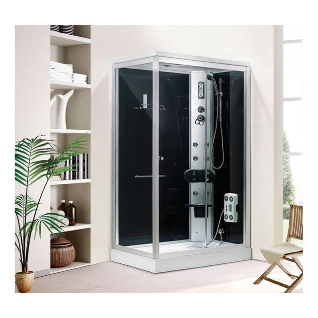 baignoire douche avec porte pas cher cheap sdb rousseau mitigeur bain douche volga monotrou. Black Bedroom Furniture Sets. Home Design Ideas