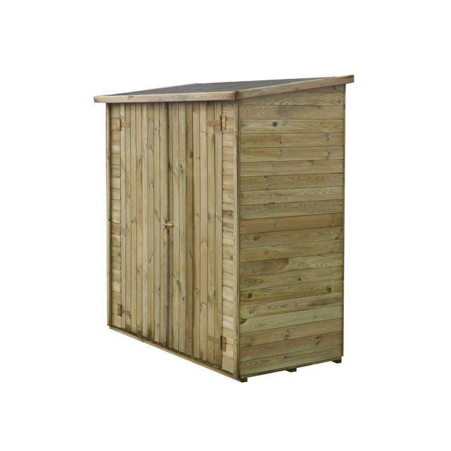 Abris de jardin en bois avec plancher - Achat Abris de jardin en ...