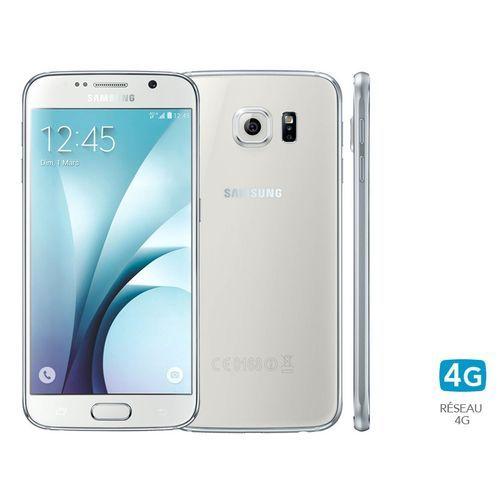 Samsung Galaxy S6 32Go blanc