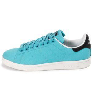 adidas Stan Smith Blanch Sky Bbq Bleu 45 ggI78QUgq