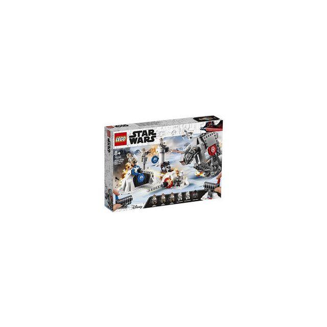 Lego 75241-® Star Wars Action Battle la défense de la base Echo