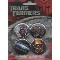 Ramis - Transformers Pack 4 badges