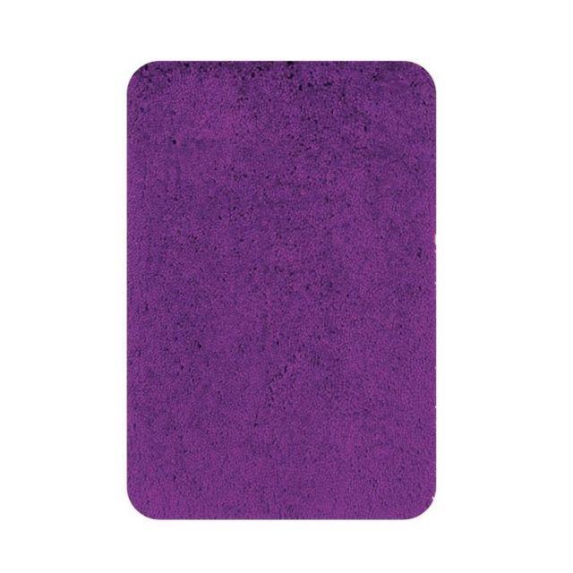 Spirella - Tapis de bain Highland 55x65cm Violet - pas cher Achat ...