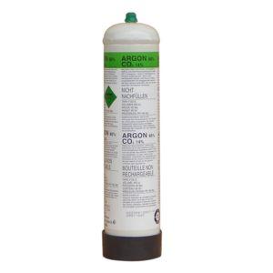 Deca - Bouteille de gaz Argon+CO2 1L pour Mig