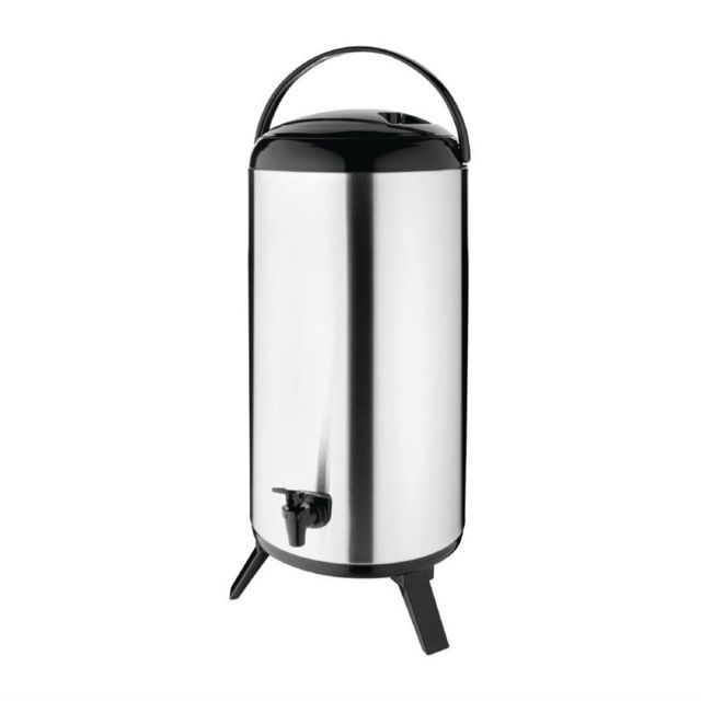 Olympia Distributeur Isotherme Boissons Inox 14 L 14 l