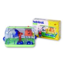 Habitrail - Mini Cage pour souris 40x25x24 cm
